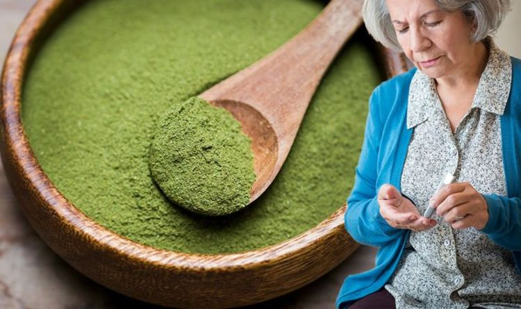Type 2 diabetes: Consume this green powder daily to significantly lower blood sugar