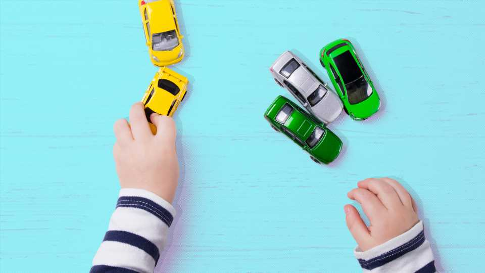The Coolest Toy Cars for Your Little Speed Demon